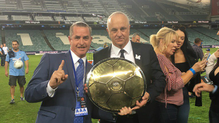 Graham Arnold's resurrection: How the 'Coach Whisperer' helped create a Sydney FC beast