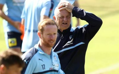"The ""Coach Whisperer"" behind Graham Arnold's resurrection at Sydney FC"
