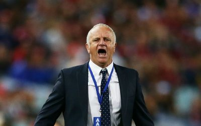 Graham Arnold haters, take your bloody blinkers off